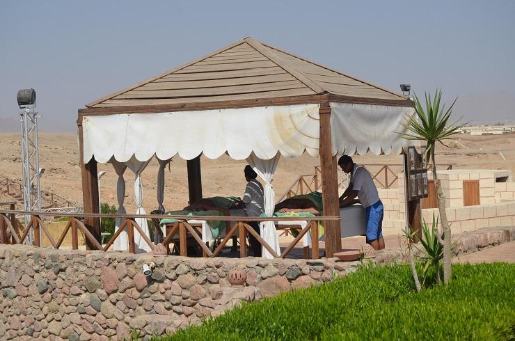 Массаж в Египте