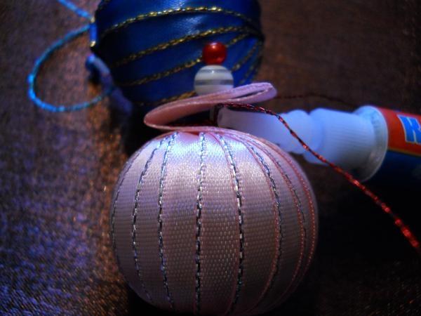 шары - украшение для елки