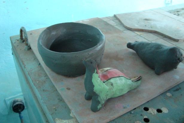 изделия из глины своими руками