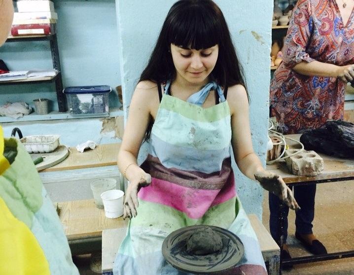 мастер-класс лепка из глины